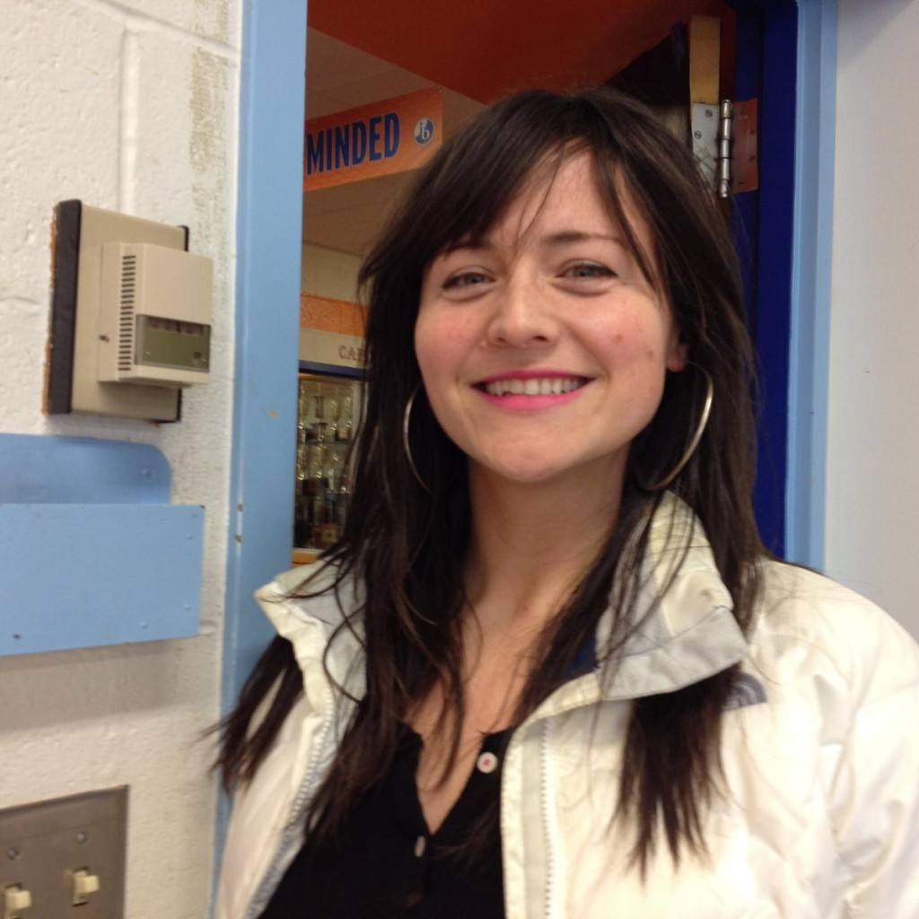 Jen Kantor has been mental health counselor at Rainier Beach High School for the past seven years. CREDIT KUOW PHOTO/RUBY DE LUNA